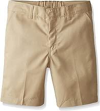 Dickies Boys' Husky Classic Fit 8-20 Flat Front Short - School Uniform