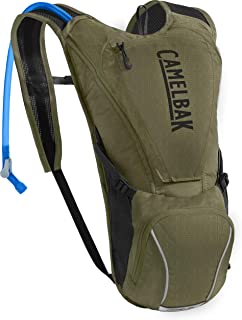 Camelbak Rogue 85 oz Burnt Olive/Black Backpack - 300 Green, N