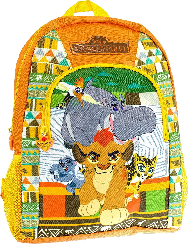 half Outlet SALE Disney Kids Lion Guard Backpack