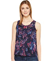 Lucky Brand - Audrey Floral Tank Top