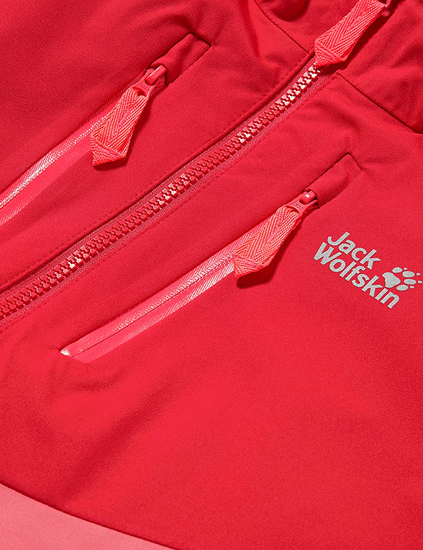 Jack Wolfskin Unisex-Youth Standard Snow Jacket Kids