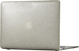 Speck Products 86370-5636 SmartShell Case for Macbook Air 13-Inch, Clear with Gold Glitter