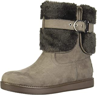 Womens Aussie Closed Toe Ankle Cold Weather Boots, Grey,...