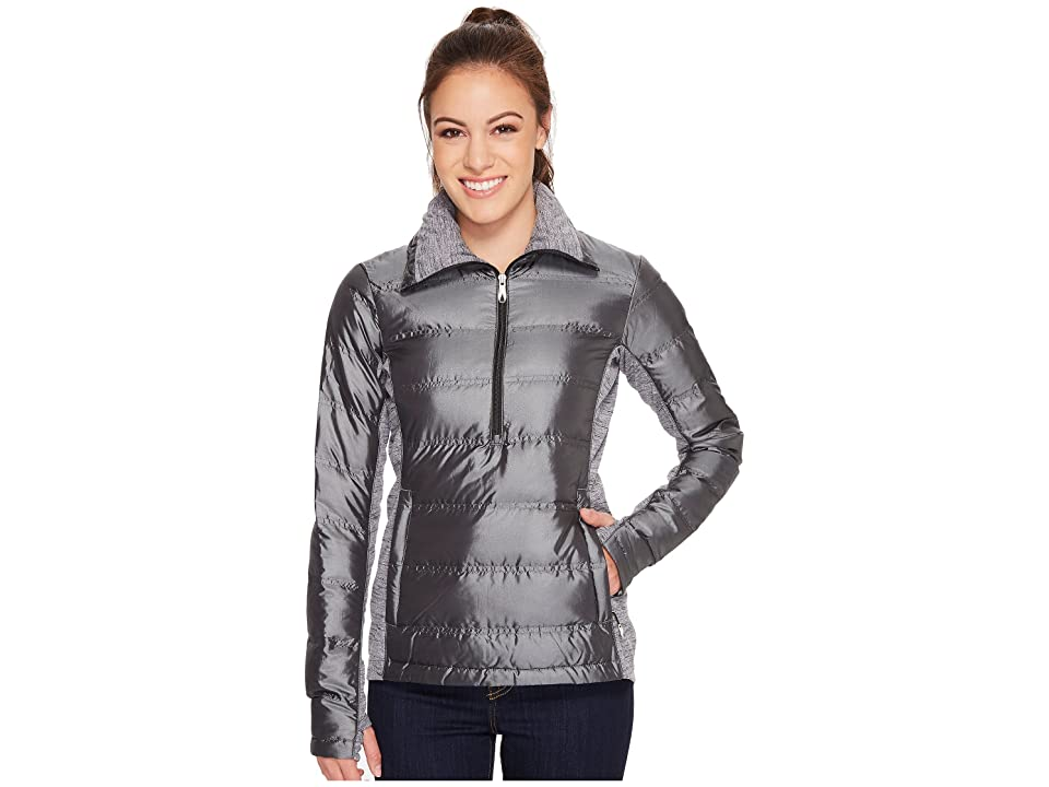 Spyder Solitude 1/2 Zip Down Insulator Jacket (Black/Black) Women