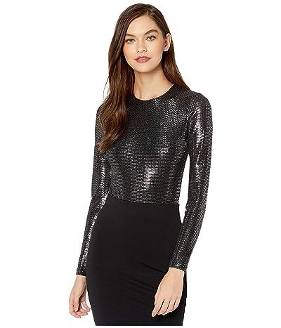 Bardot Mirror Body (Silver Sequin) Women