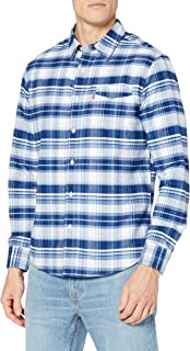 Levi's Men's Sunset 1 Pocket Standard Shirt