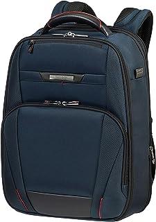 Samsonite Pro-DLX 5 - 15.6 Pouces Extensible Sac à Dos pour Ordinateur Portable, 44.5 cm, 21/26 L, Bleu (Oxford Blue)