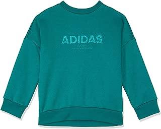 adidas Boys' Crew Neck Sweatshirt