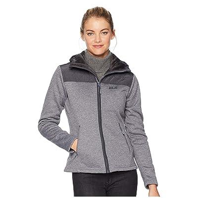 Jack Wolfskin Pacific Sky Jacket (Pebble Grey) Women
