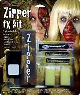 Best creepy zipper face costume Reviews