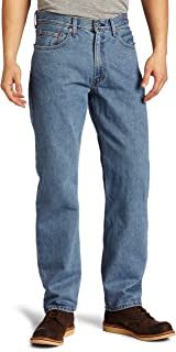 550 Men's Relaxed Fit Jeans