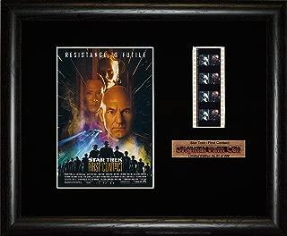 Star Trek - First Contact - Framed filmcell picture