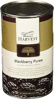 Vintner's Harvest Fruit Puree - Blackberry 3LB 1 oz