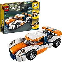 Best lego orange race car Reviews