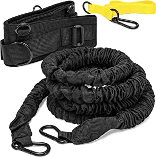 Best Choice Products Multi-Sport Exercise Resistance Band Trainer w/Bungee, Anchor Belt