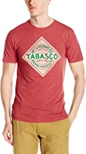 Isaac Morris Men's Tabasco Label Short Sleeve T-shirt