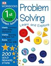 DK Workbooks: Problem Solving, First Grade: Learn and Explore