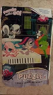 Littlest Pet Shop 48 piece puzzle on the go