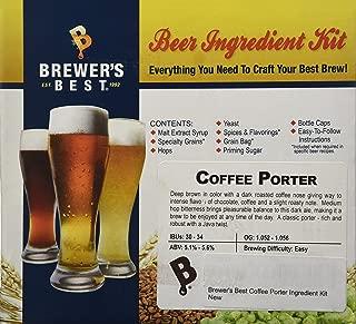 Home Brew Ohio Best Coffee Porter Ingredient Kit