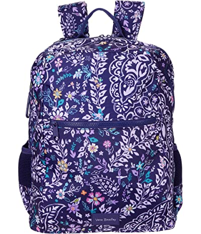Vera Bradley ReActive Grand Backpack (Belle Paisley) Backpack Bags