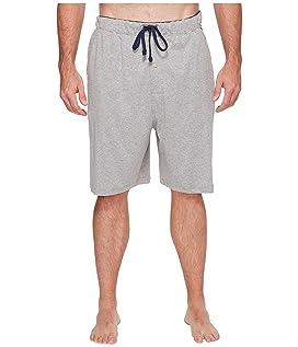 Big & Tall Knit Sleep Shorts