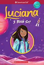 Luciana 3-Book Box Set (American Girl: Girl of the Year 2018)