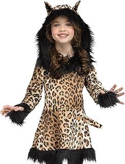 Cute Leopard Toddler Costume