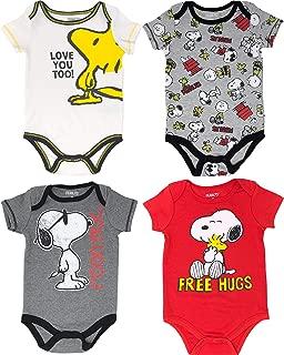 snoopy baby boy clothes
