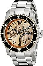 Invicta Men's 15338 Pro Diver Rose Gold Tone Dive Watch