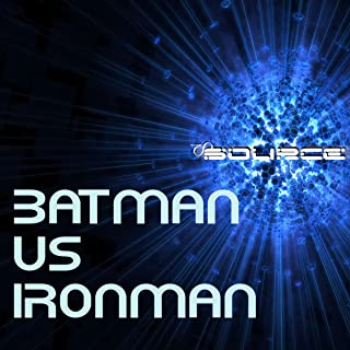 Batman Vs Iron Man Rap Battle