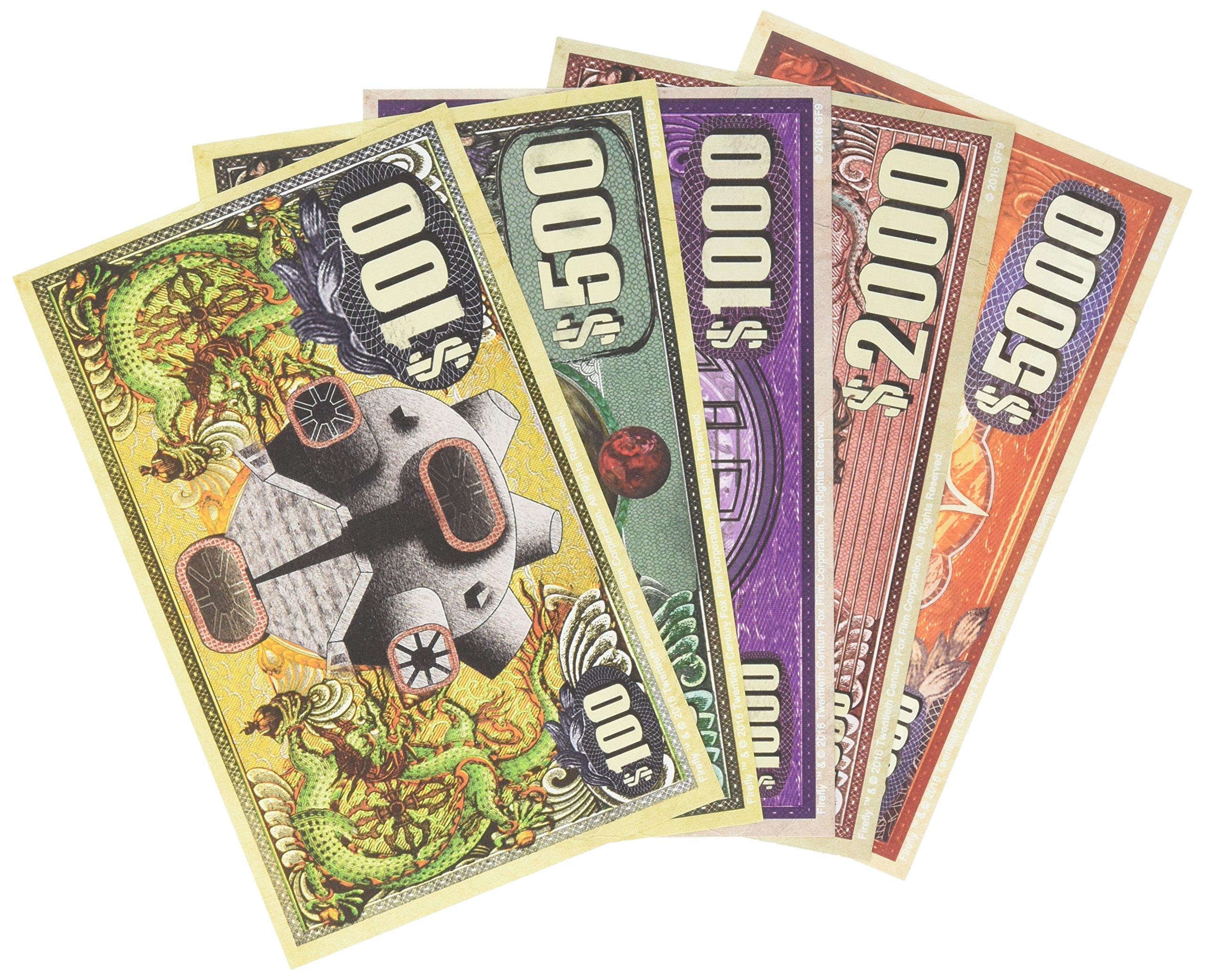 Gale Force Nine GF9FIR19 No Firefly: Big Money Currency - Pack de actualización de Juego: Amazon.es: Juguetes y juegos