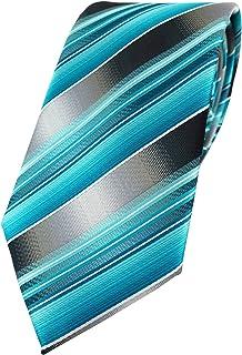 TigerTie Designer Krawatte in gestreift gemustert - Tie Binder