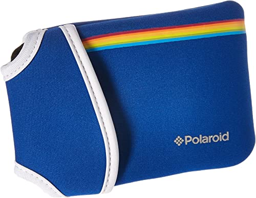 Polaroid Neoprene Pouch for The Polaroid Z2300 Instant Camera (Blue)