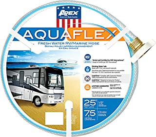 Teknor Apex 7503-25 AquaFlex RV/Marine Hose - 1/2