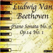 Piano Sonata No. 9 in E Major, Op. 14 No. 1: II. Allegretto