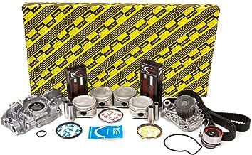 OK4034/2/0/0 01-05 Honda Civic VTEC 1.7L SOHC 16V D17A2 D17A6 Engine Rebuild Kit