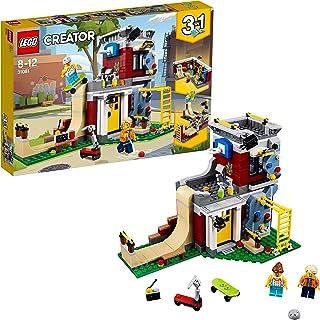 LEGO Creator - Parque de Patinaje Modular, Juguete