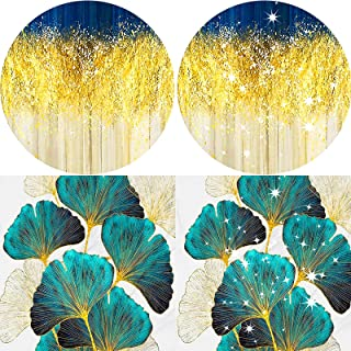 2 Pieces 5D Diamond Painting Kits DIY Rhinestone Paint Full Round Drill Crystal Rhinestone Embroidery Picture Art Painting...