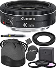 Best canon 40mm lens price Reviews