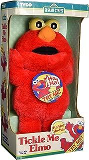 Jim Henson Productions, Inc. Tickle Me Elmo Original 1995 Vintage Plush Doll by Tyco