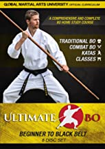 Ultimate Bo: Beginner to Black Belt Bo Staff Course – 8 DVD Set