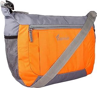 Favria Polyester Water Resistant CrossBody Messenger Sling Bag for Men and Women