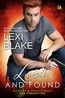 Lost and Found (Masters and Mercenaries: The Forgotten Book 2)
