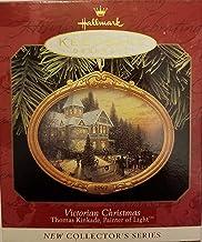 Hallmark Keepsake Ornament - Victorian Christmas by Thomas Kinkade, Painter of Light 1997 1st in Series