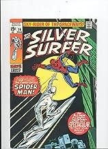 Silver Surfer #14 (March 1970) (Vol. 1)