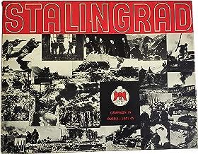 Stalingrad Realistic WWII Board Game
