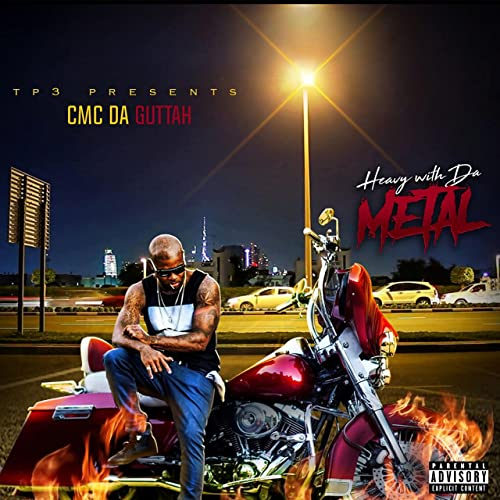 b4491c132730 Heavy With Da Metal  Explicit  by Cmc Da Guttah on Amazon Music ...