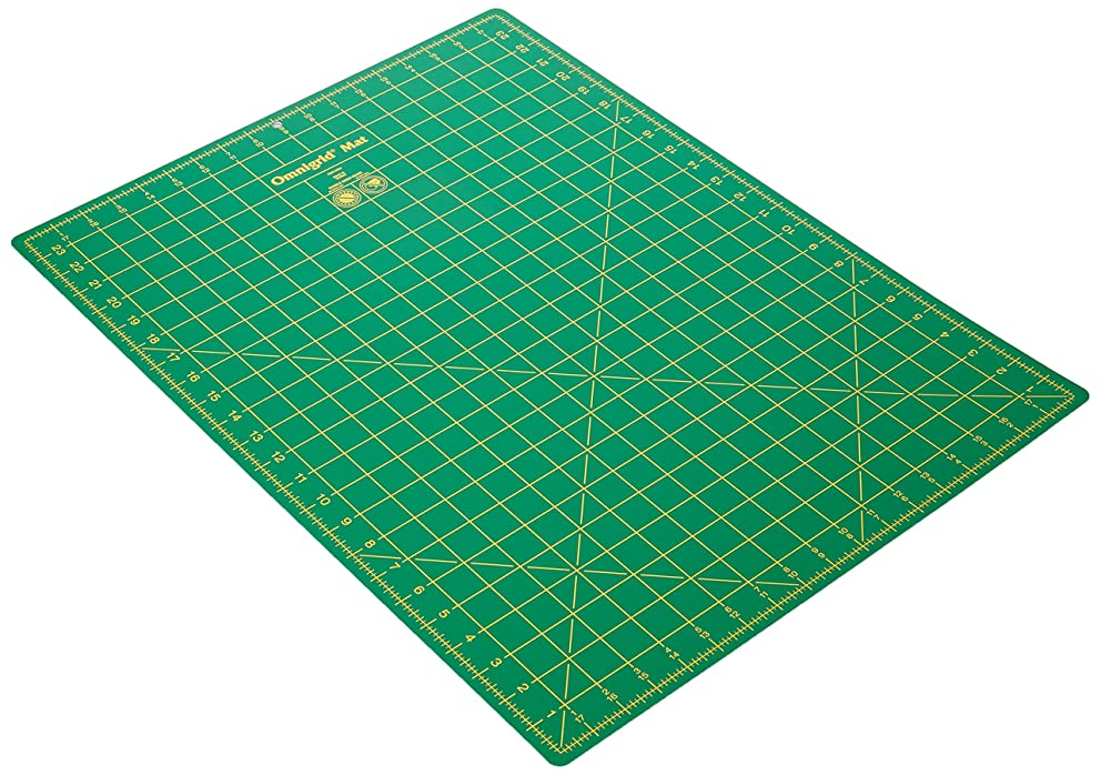 Omnigrid 24WG Gridded Mat, 18 x 24-Inch