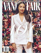 VANITY FAIR MAGAZINE - DECEMBER 2020 - AOC HER NEXT FOUR YEARS