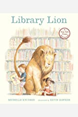 Library Lion Paperback